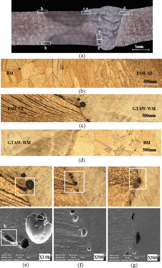 Journal of Welding and Joining :: Microstructure and